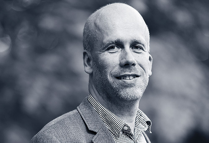 Porträtt av Lars Lindberg
