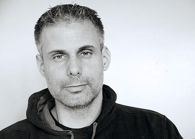 Porträtt av Rasmus Isaksson