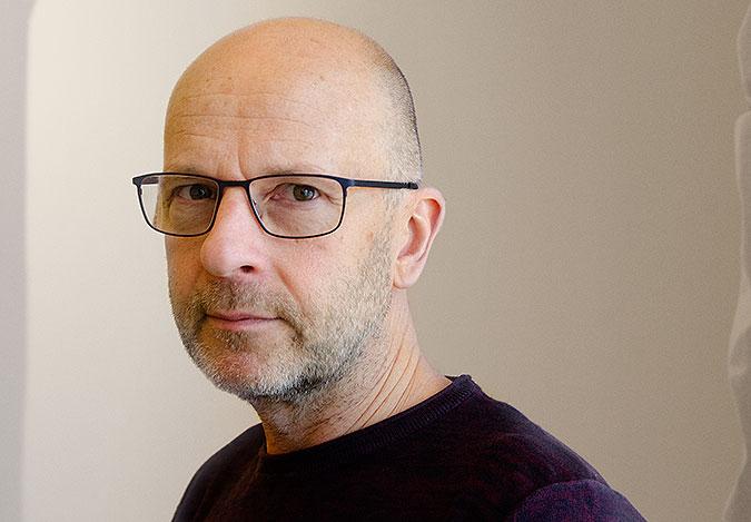 Porträtt av Tom Andersson